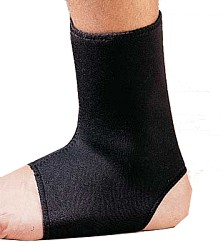Pull-On Ankle Supports