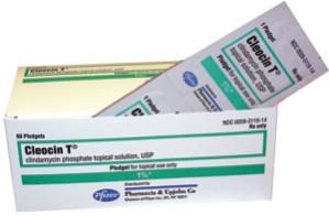 Cleocin T Pledgets