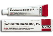 Clotrimazole Cream, Usp  1%