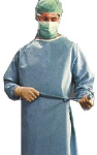 Surgical Sterile Reinforced Gown Packs
