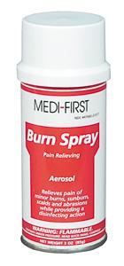 Burn Spray
