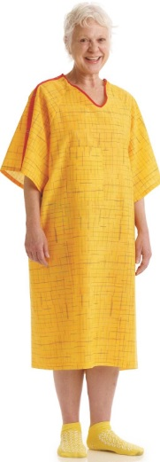 Image for PerforMAX Fall Prevention IV Gown
