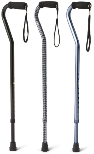 Image for Offset Handle Fashion Cane