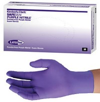 Safeskin® Nitrile® Purple Gloves